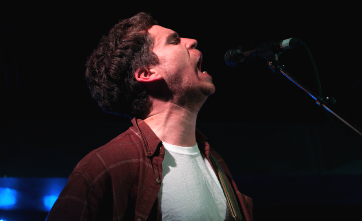 Parquet Courts Commonwealth, Calgary AB, February 19