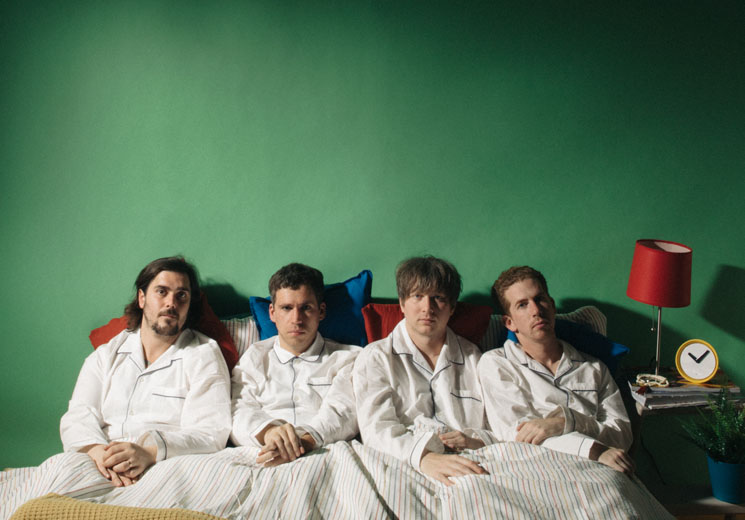 """Fuck Tom Brady!"" Parquet Courts Explain 'Wide Awake!'"