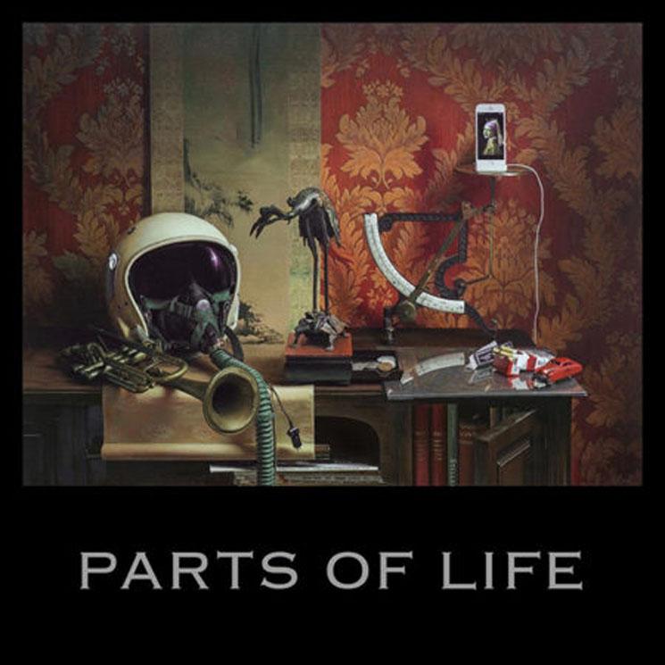Paul Kalkbrenner Parts of Life