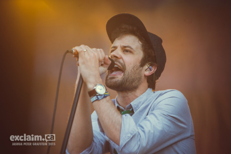 Passion Pit Pemberton Stage, Pemberton BC, July 17