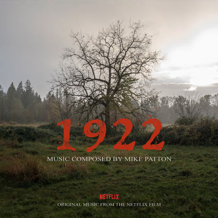 Mike Patton Treats His Score to Stephen King's '1922' to Soundtrack Release