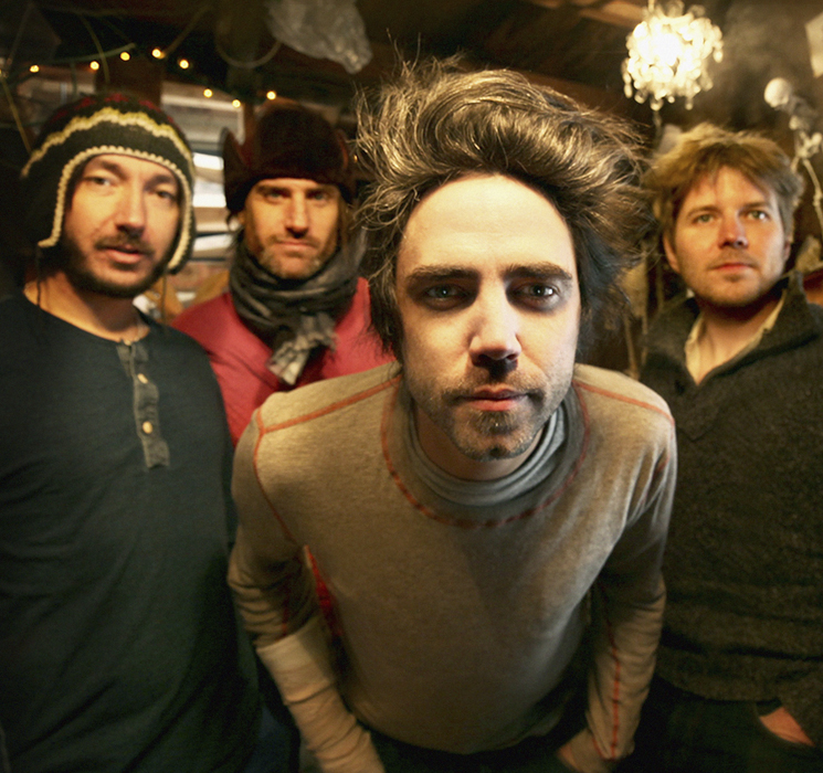 Patrick Watson Melds Flesh and Machine on 'Love Songs for Robots'