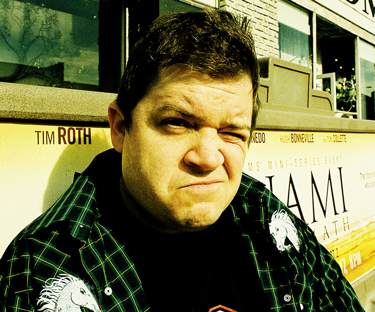 Patton Oswalt Maison Symphonique, Montreal QC, July 23