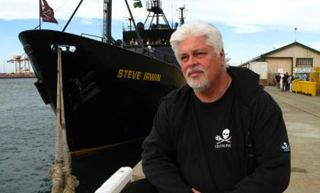 Eco-Pirate: The Story of Paul Watson Trish Dolman