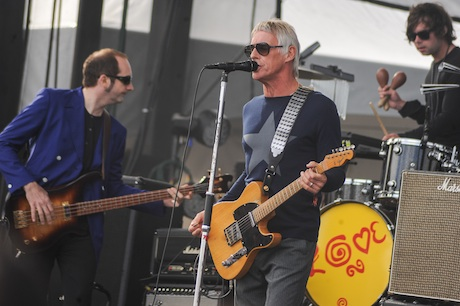 Paul Weller Riot Stage, Downsview Park, Toronto ON, September 6
