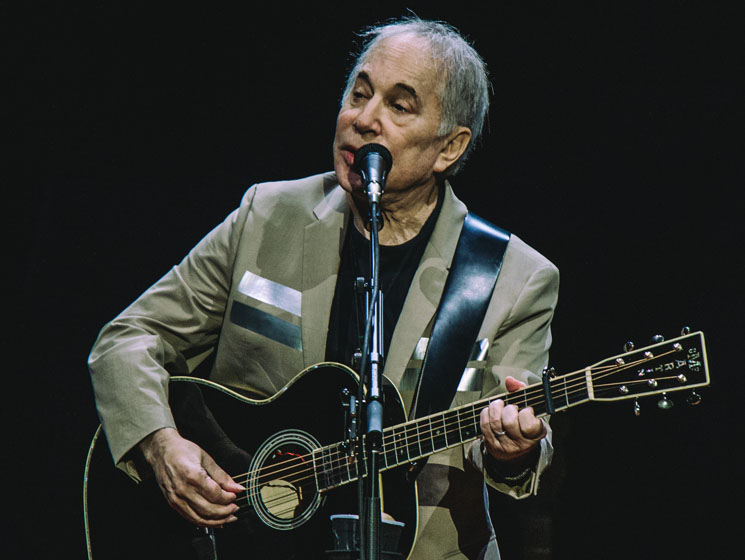Paul Simon Rogers Arena, Vancouver BC, May 16