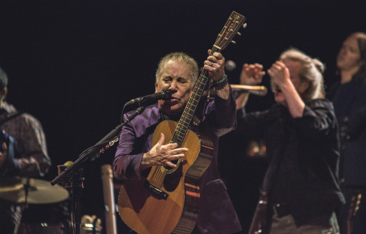 ​Paul Simon Announces 'Homeward Bound' Farewell Tour