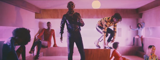 Rae Sremmurd 'Perplexing Pegasus' (video)