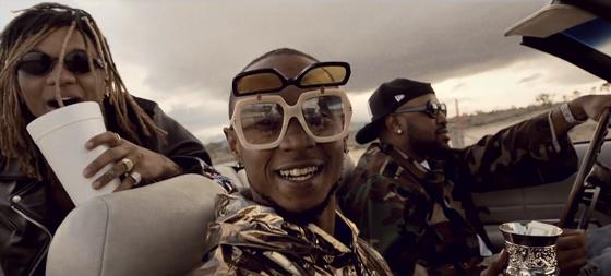 "Mike WiLL Made-It ""Perfect Pint"" (ft. Kendrick Lamar, Gucci Mane & Rae Sremmurd) (video)"