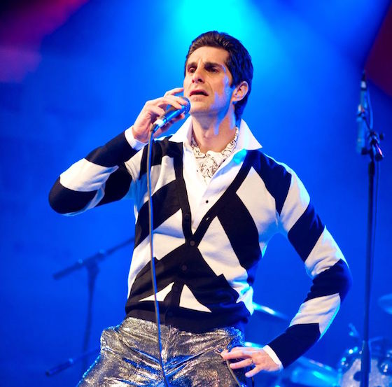 Jane's Addiction Frontman Perry Farrell Recalls the Time He Got His Dog High on Weed