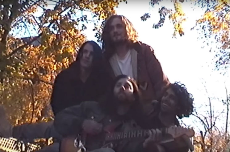 "Pet Sun ""Mrs. Warp"" (video)"