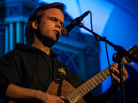 Peter Broderick Wilmot United Church, Fredericton NB, January 24