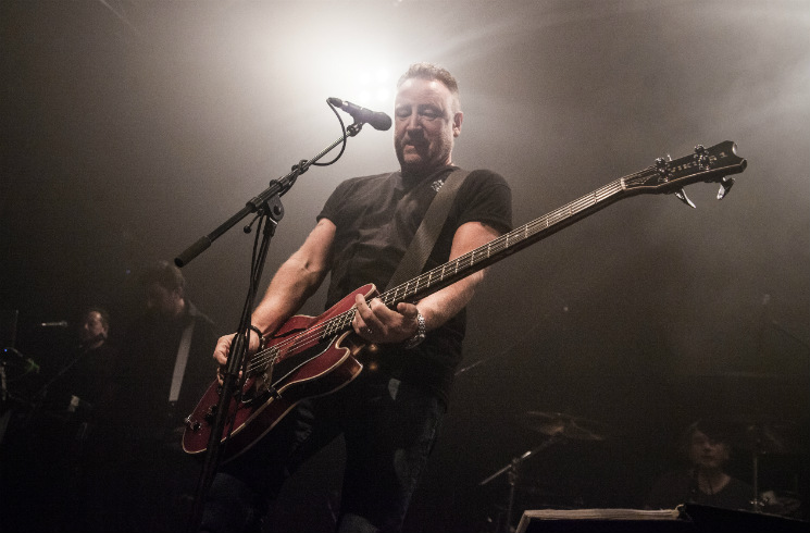 Peter Hook and the Light Venue, Vancouver BC, November 1