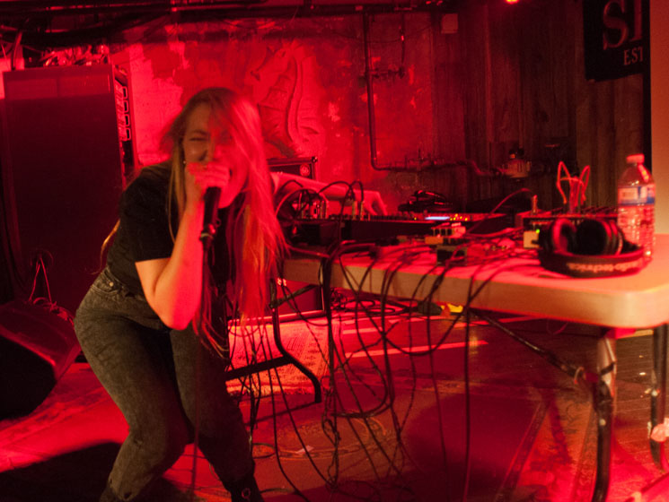 Pharmakon / Vile Creature OBEY Convention, Halifax NS, May 26