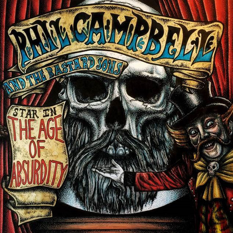 Phil Campbell and the Bastard Sons The Age of Absurdity