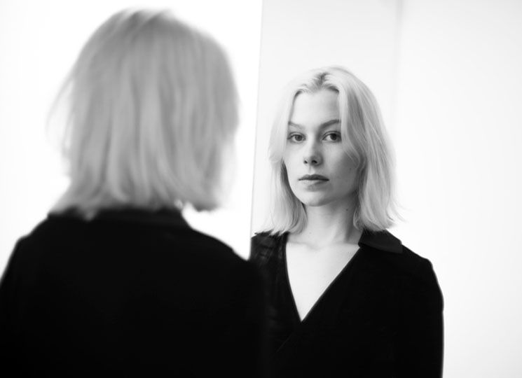 We Spoke with Phoebe Bridgers Last Year About Working with Ryan Adams