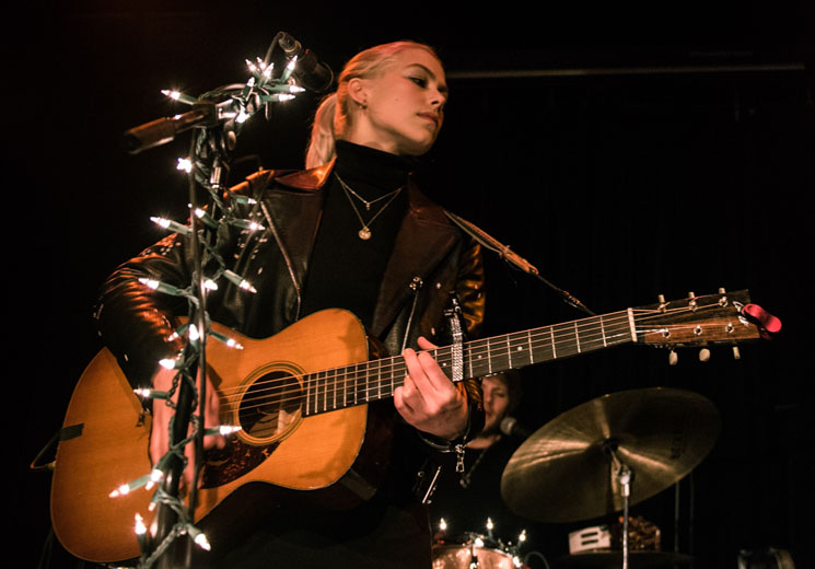 Phoebe Bridgers Le Belmont, Montreal QC, February 27