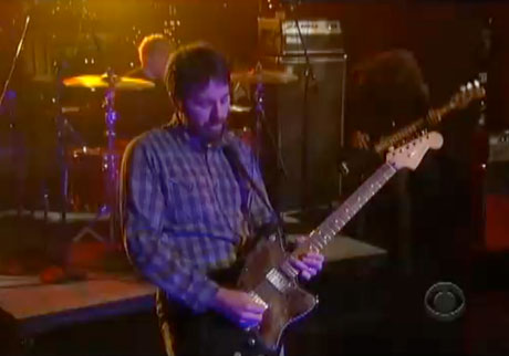 "Explosions In The Sky ""Postcards From 1952"" (live on 'Letterman')"