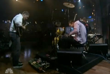 Battles 'Futura' (live on 'Fallon')