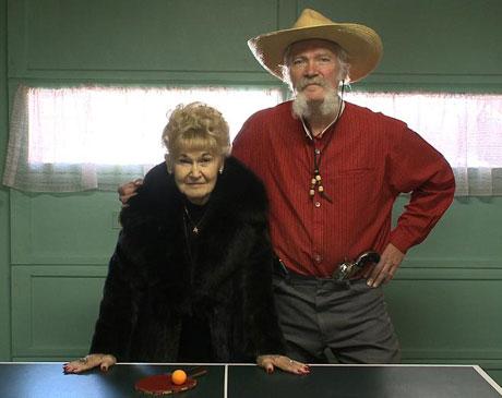 Ping Pong Hugh Hartford