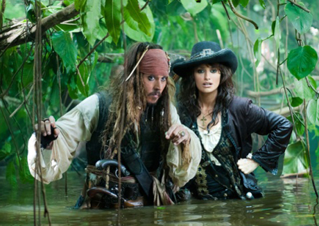 Dive into the Long Weekend with 'Pirates of the Caribbean: On Stranger Tides,' 'The First Grader' and 'Last Night' in Our Weekly Film Roundup