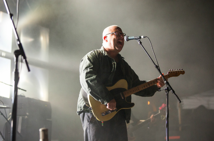 The Pixies Fort York, Toronto ON, September 20