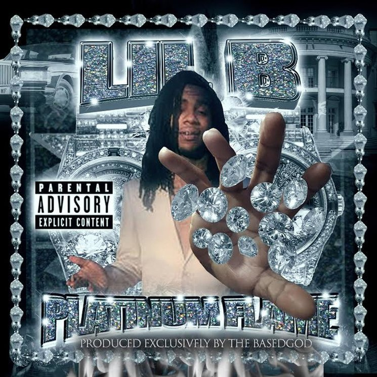 Lil B Delivers 'Platinum Flame' Mixtape
