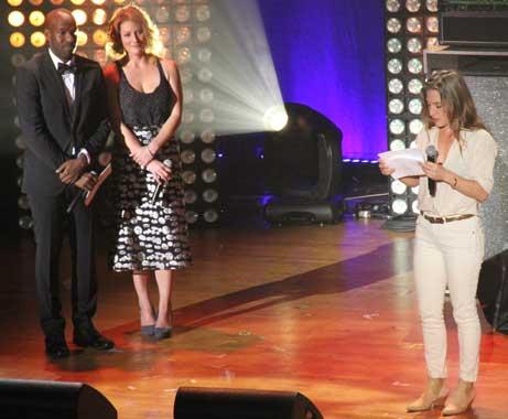 Polaris Music Prize Gala Carlu, Toronto ON, September 23