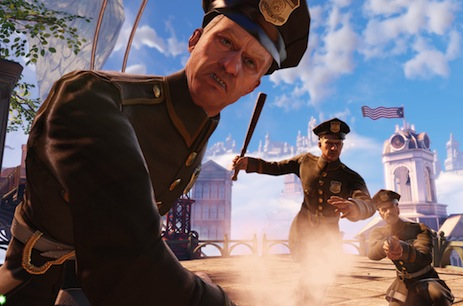 Bioshock Infinite Taking American Exceptionalism to the Extreme