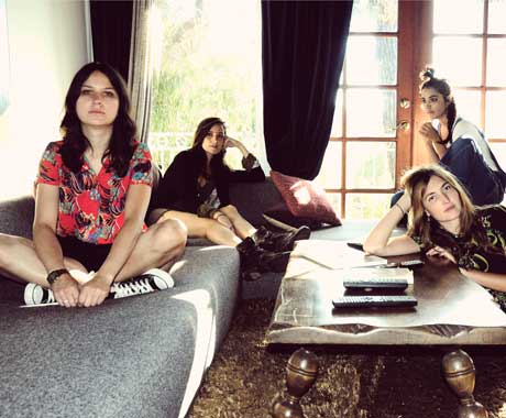 Warpaint Extend North American Tour, Add Vancouver Date