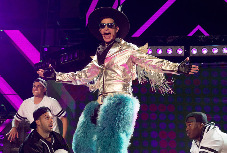 Popstar: Never Stop Never Stopping Directed by Jorma Taccone and Akiva Schaffer