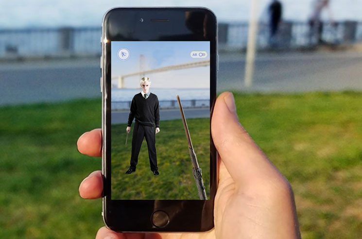 'Pokémon Go' Creators Are Now Following It Up with a 'Harry Potter' AR Game
