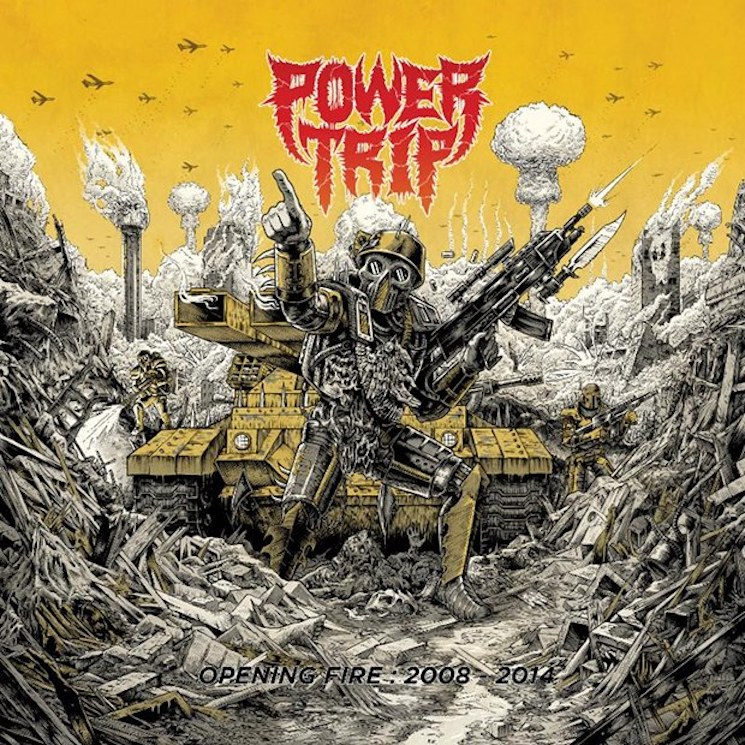 Power Trip Drop Surprise Singles and Rarities Compilation