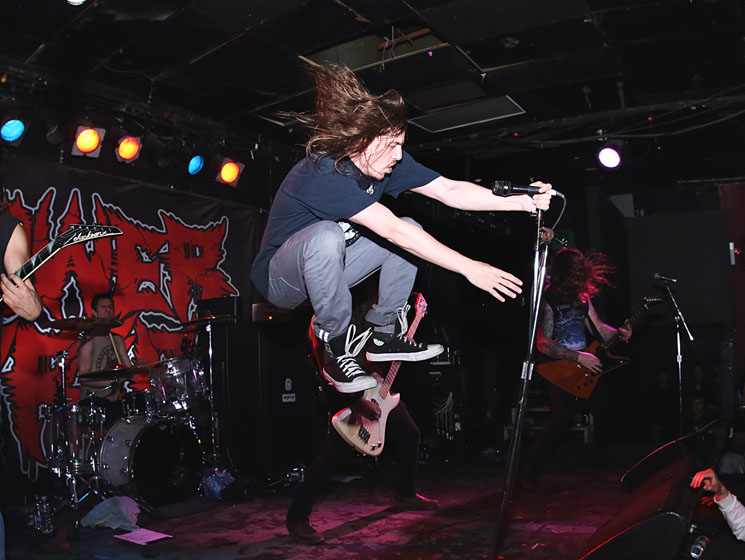 Power Trip / Sheer Mag Lee's Palace, Toronto ON, May 13