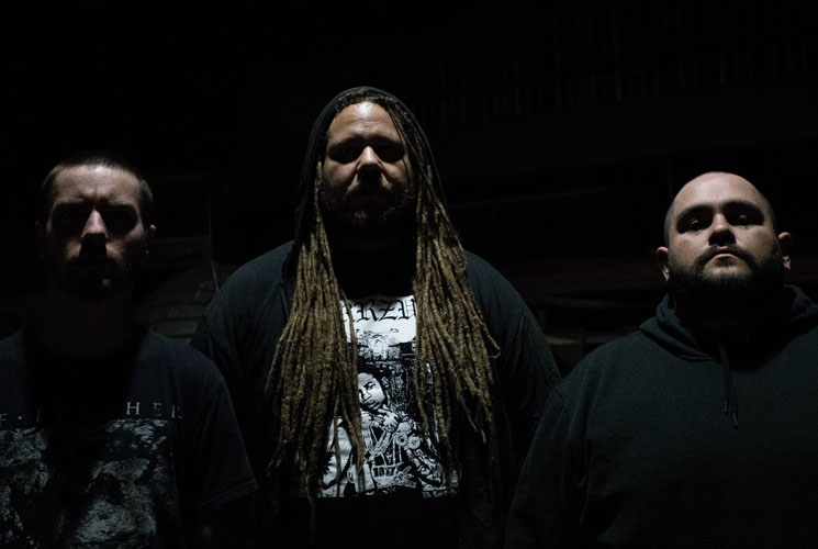 Primitive Man Reveal Why 'Caustic' Is Sonically and Thematically Miserable