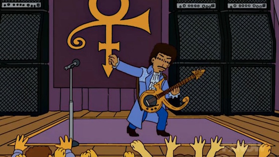 Prince Turned Down a Cameo on a 'Simpsons' Episode Written by Conan O'Brien