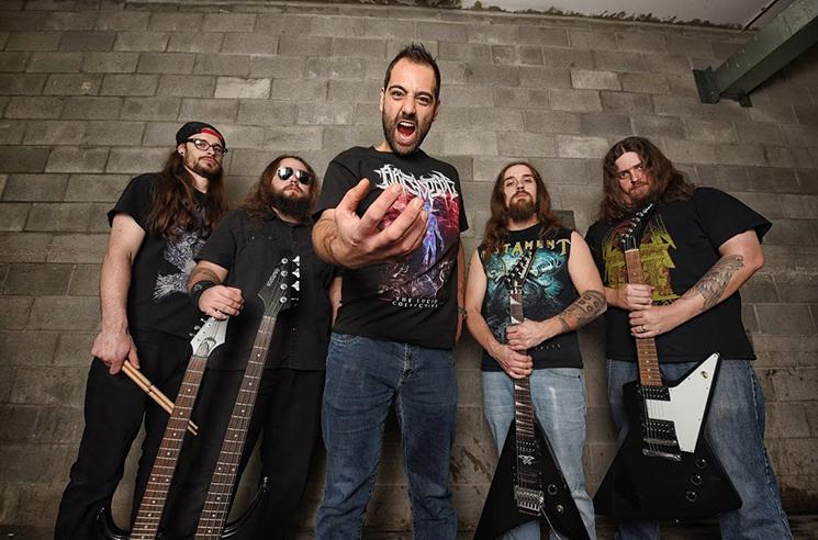 Hamilton's Profaner Win Wacken Metal Battle Canada