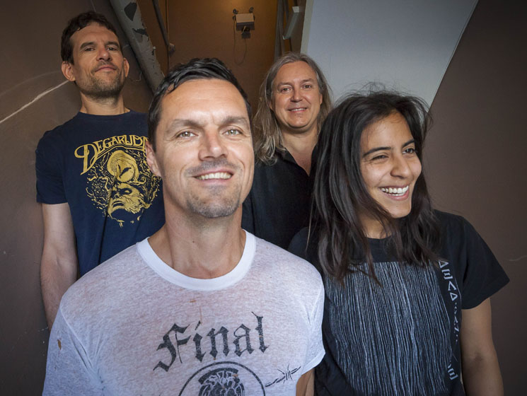 Propagandhi Launch 'Victory Lap' and Reveal That Life as a Political Punk Band Is Better and Worse Than Ever