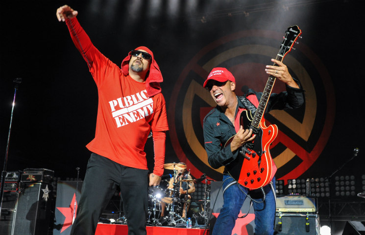 Prophets of Rage Molson Canadian Amphitheatre, Toronto ON, August 24