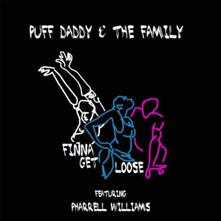 Puff Daddy 'Finna Get Loose' (ft. Pharrell)