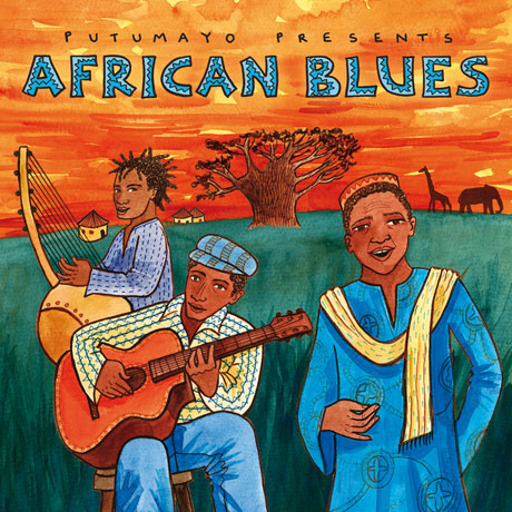 Various Putumayo Presents; African Blues