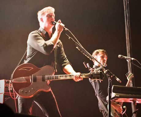 Queens of the Stone Age Expand Summer Tour Schedule