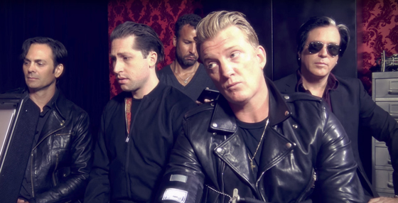 Queens of the Stone Age Leak More New Details via Failed Polygraph Test