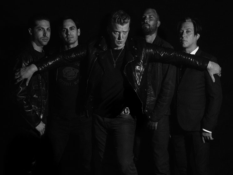Queens of the Stone Age's Troy Van Leeuwen on Working with Iggy Pop, Mark Ronson and Chelsea Wolfe