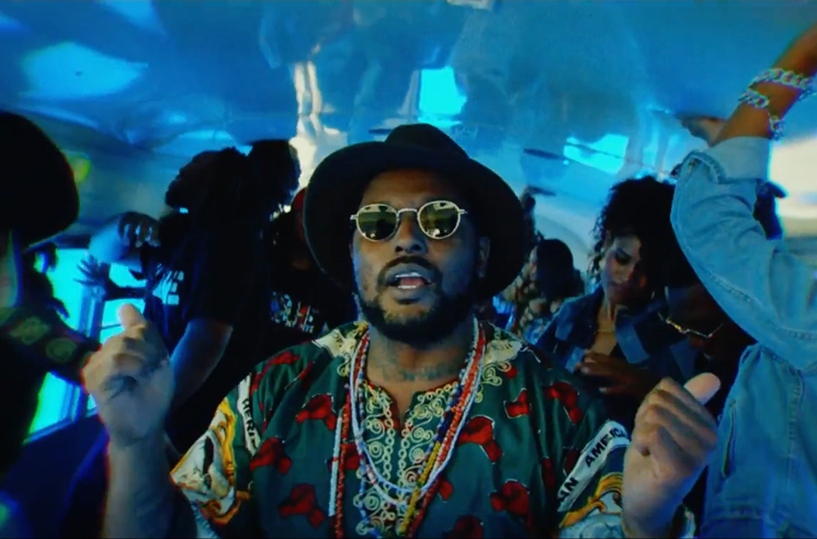 ScHoolboy Q 'THat Part' (ft. Kanye West) (video)