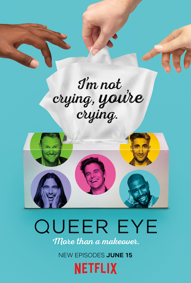 We're Getting More 'Queer Eye' Next Month