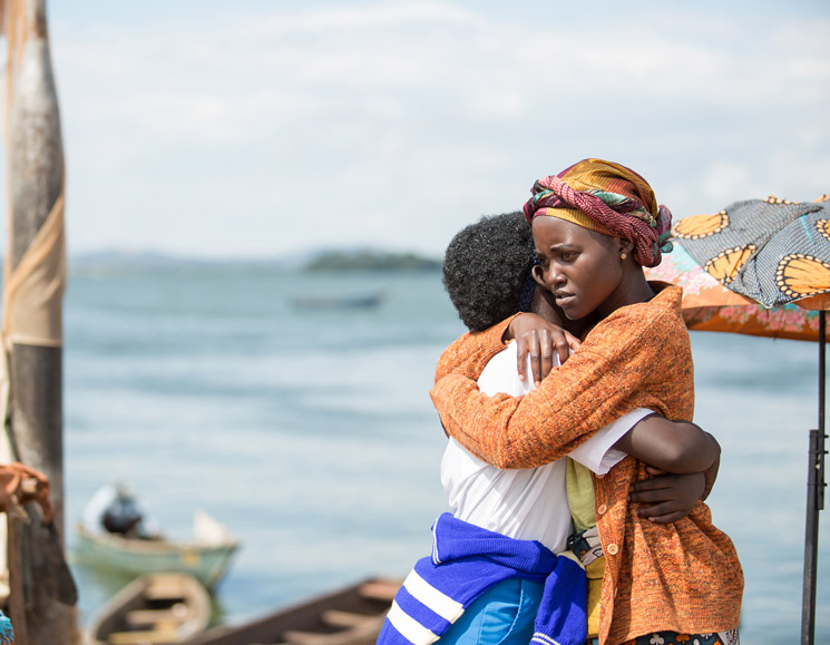 Queen of Katwe Directed by Mira Nair