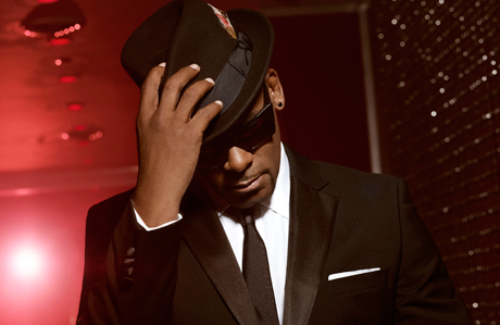 R. Kelly Sets November Release Date for 'Black Panties'