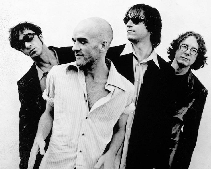 "R.E.M. Object to Donald Trump Using Their Music in His ""Moronic Charade of a Campaign"""