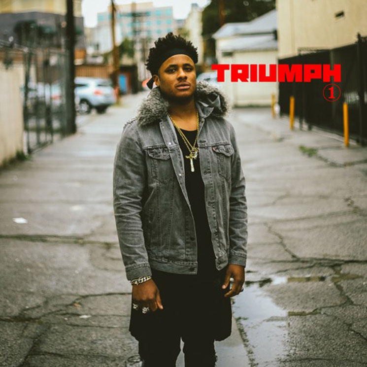 Ronald Bruner Jr. Triumph
